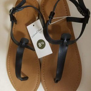 Hartley T Strap Thong Sandals - Universal Thread S